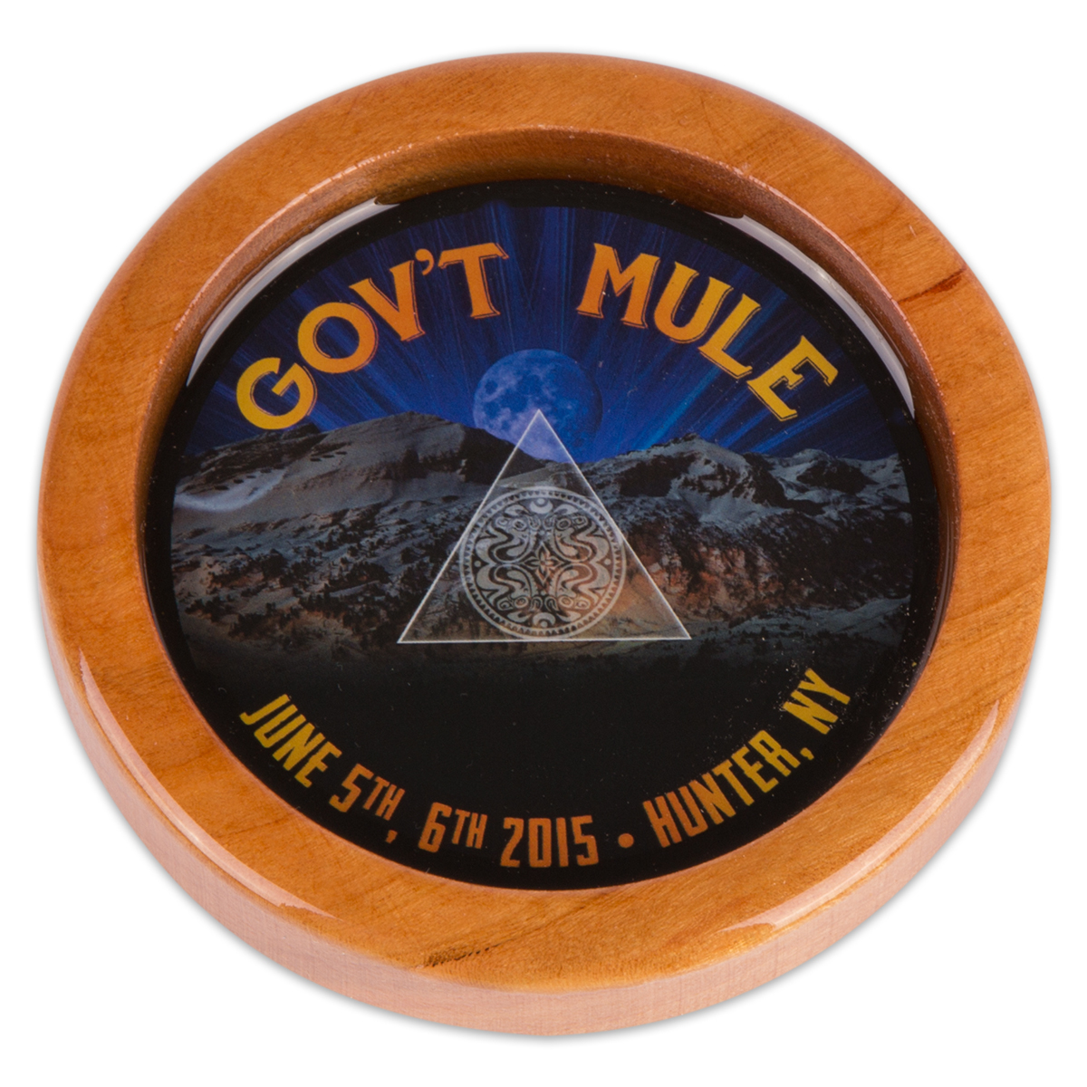 Dark Side of the Mule Event Coasters