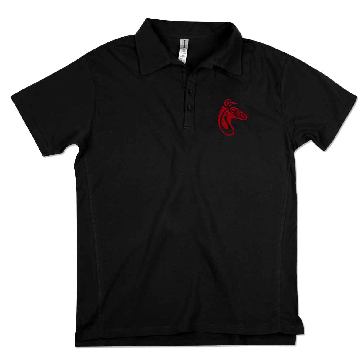 Gov't  Mule Black Polo Shirt