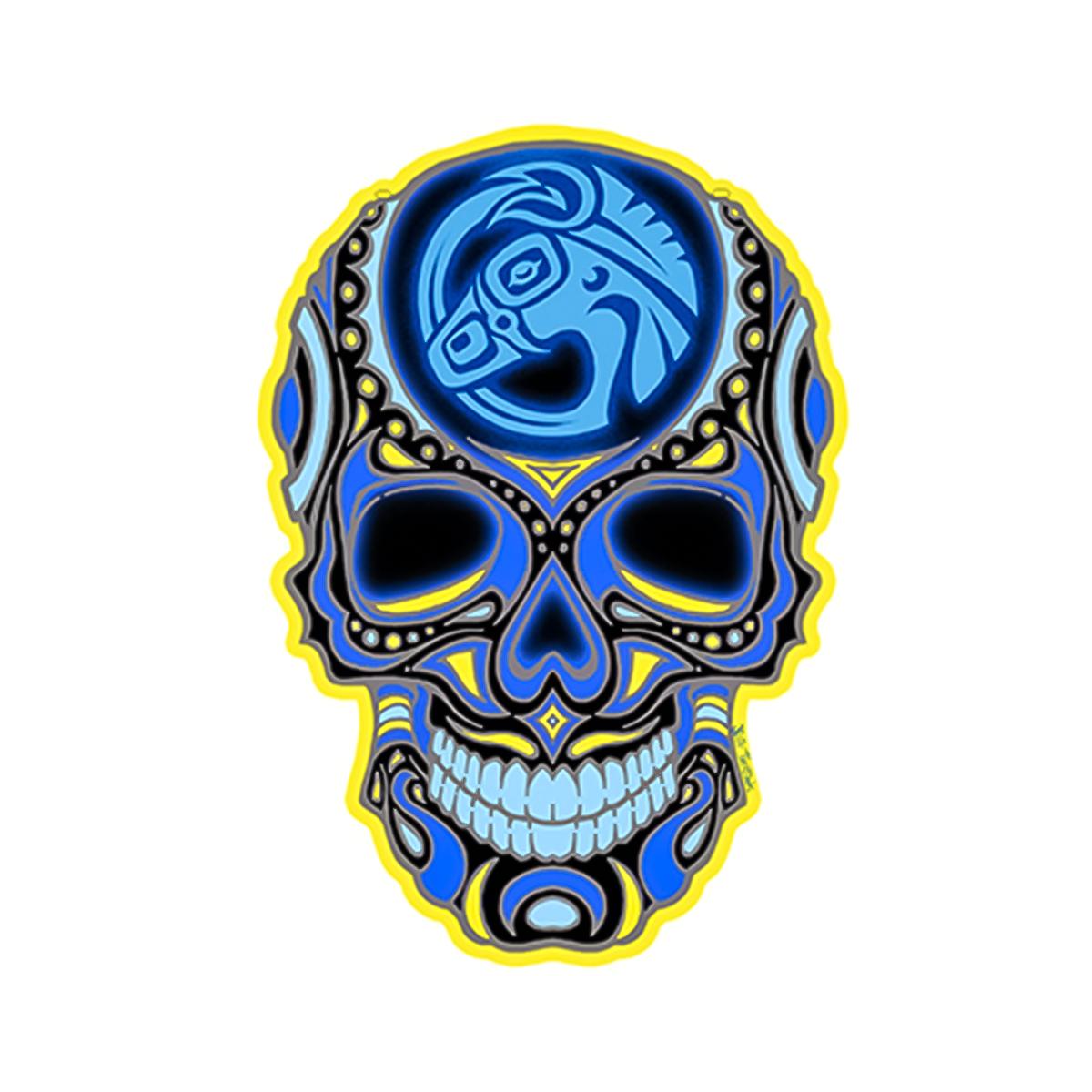 Mule Skull Logo Graphite Jacket