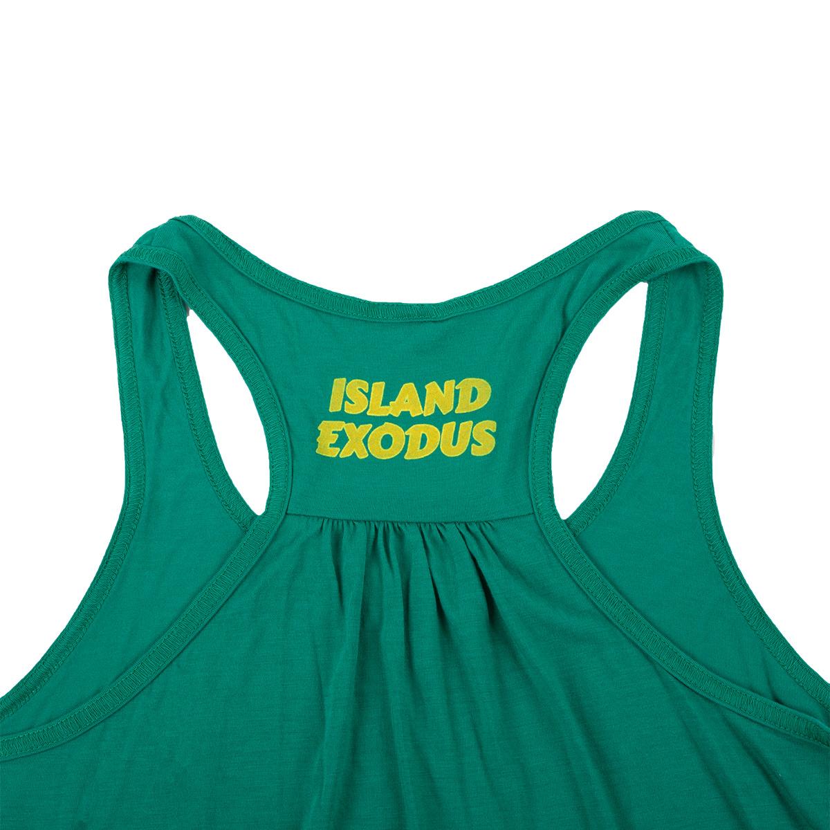 Ladies Island Exodus Dose Logo Tank
