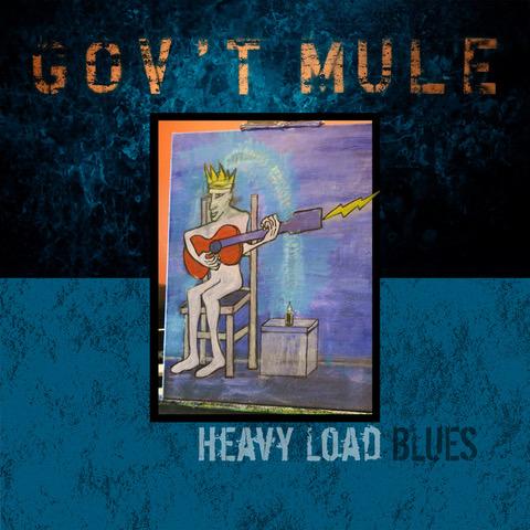 Gov't Mule Heavy Load Blues Digital Download