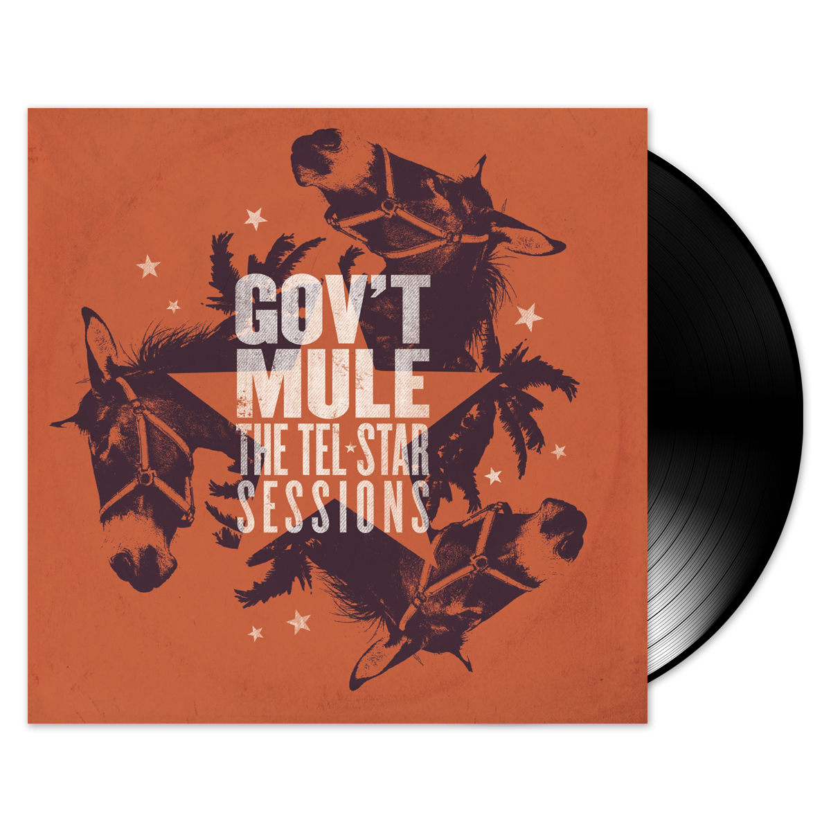 Gov't Mule - The Tel-Star Sessions LP