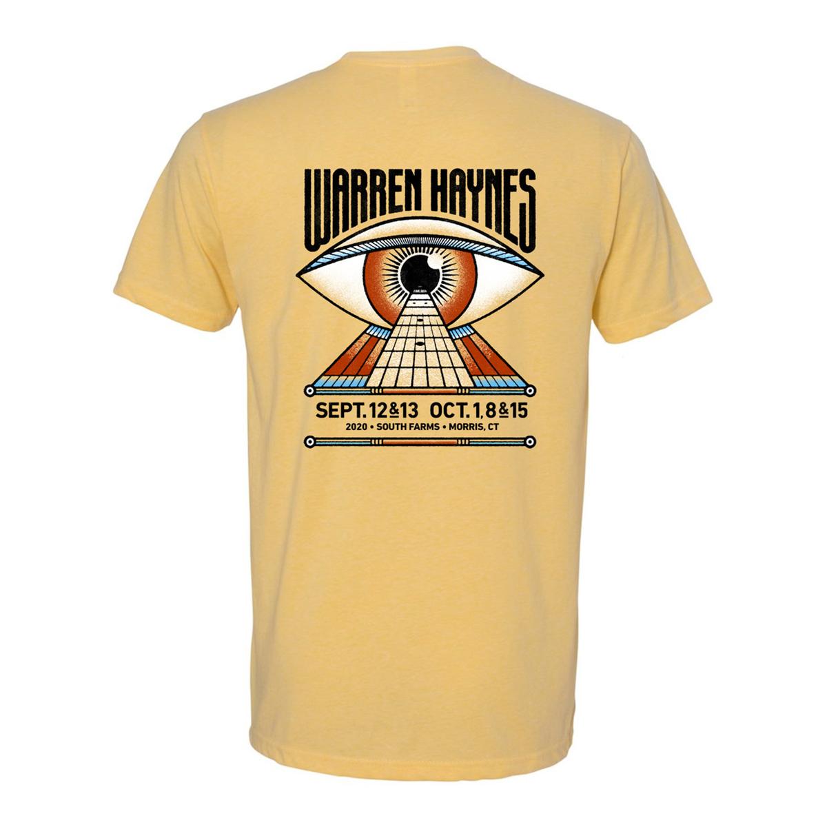 Faux Tour 2020 Eyeball Shirt