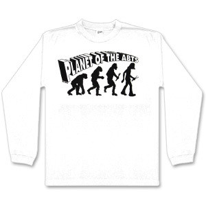 Planet of the Abts Long Sleeve T