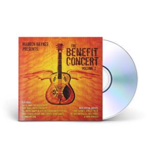 Warren Haynes Presents: The 2000 Benefit Concert Volume 2 2-CD Set