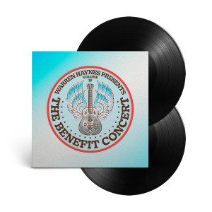 Warren Haynes Presents: The Benefit Concert V. 16 Double Vinyl