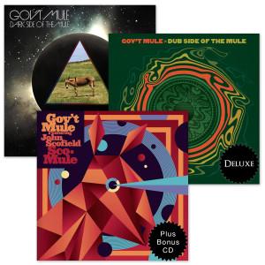 Archival Release CD Bundle