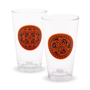 Dose Logo Pint Glass Bundle