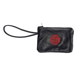 Dose Leather Purse
