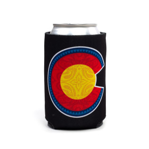 Colorado Dose Koozie