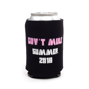 2018 Summer Tour Can Cooler