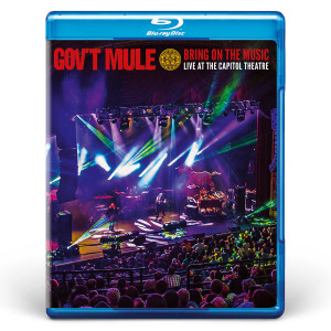 Blu-ray Edition: Bring On The Music / Live at The Capitol Theatre