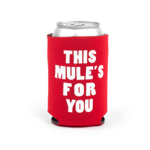 This Mule's For You Can Cooler