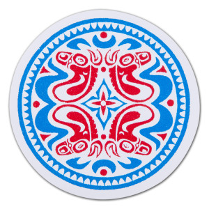 Gov't Mule Red/White/Blue Dose Sticker