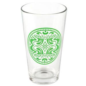 Gov't Mule Green Dose Pint Glass - Mule Webstore Exclusive