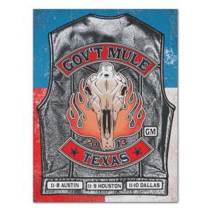 Texas Run '13 Poster