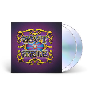 Gov't Mule - Live...With A Little Help From Our Friends 2-CD Set