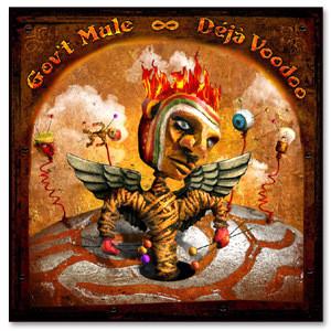 Gov't Mule - Déjà Voodoo CD