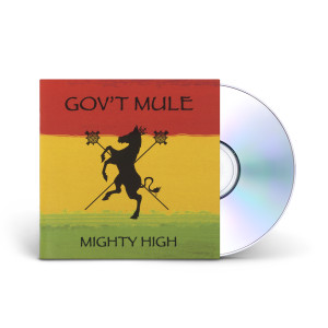 Gov't Mule - Mighty High CD