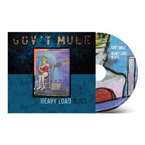 Gov't Mule Heavy Load Blues CD