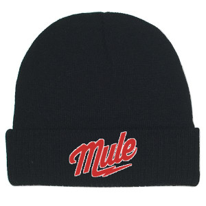 New! - Gov't Mule Knit Cap
