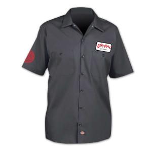 Gov't Mule Work Shirt