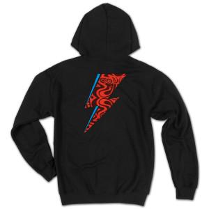 Gov't Mule Lightning Bolt Hoodie