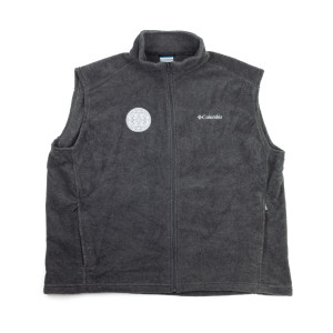 Dose Logo Columbia Fleece Mountain Vest