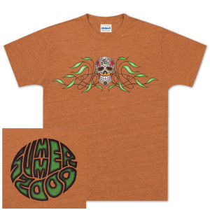 Gov't Mule Summer 2009 Tour T-Shirt
