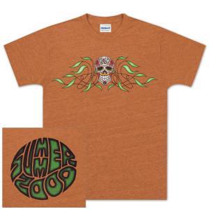 Gov't Mule Summer 2009 Tour T-Shirt