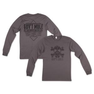 Mule & Crossbones Long-Sleeve T-Shirt