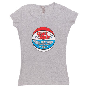 Women's Philly 2016 Basketball Logo Shirt
