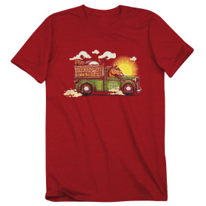 Gov't Mule 2016 Summer/Fall Tour Dates T-Shirt
