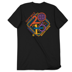 New Year's Eve Black Top Hat T-Shirt