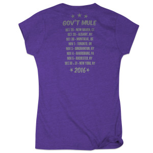 Purple Dose Ladies T-Shirt