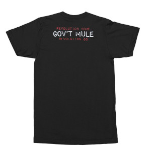 Gov't Mule Revolution Come...Revolution Go T-Shirt