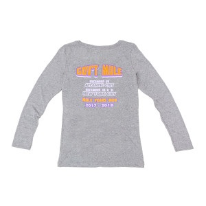 Mule Year's Eve Run 2017-2018 Women's Long Sleeve T-Shirt