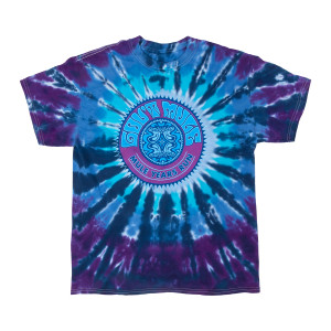 Mule Year's Eve Run 2017-2018 Dose Logo Tie-Dye T-Shirt