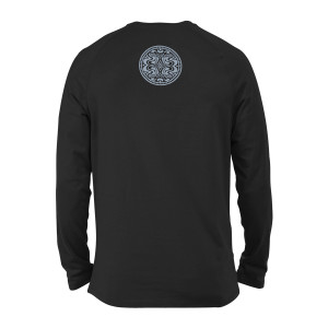 Motorcycle Mule Long-Sleeve T-Shirt