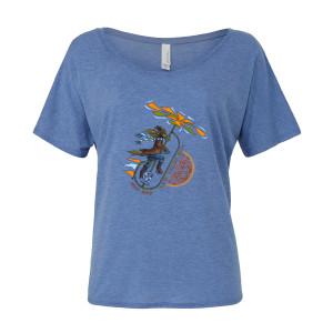 Mule Year's Eve Run 2018-2019 Women's Scoop Neck T-Shirt