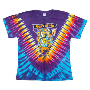 Summer of '19 Tour Tie-Dye (June & July dates)