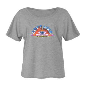 Ladies New Year's Run 2019 Ladies Eyeball Shirt