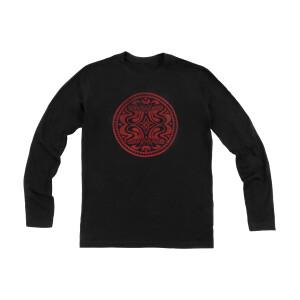 Black Quattro Dose Long-Sleeve T-Shirt