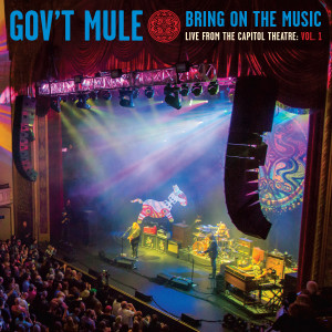Digital Download Part 1: Bring On The Music / Live at The Capitol Theatre