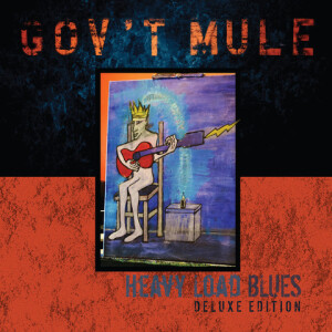 Gov't Mule Heavy Load Blues Deluxe Digital Download