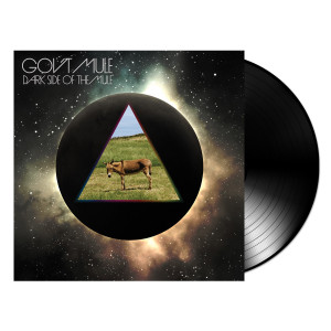 Gov't Mule Dark Side Of the Mule LP