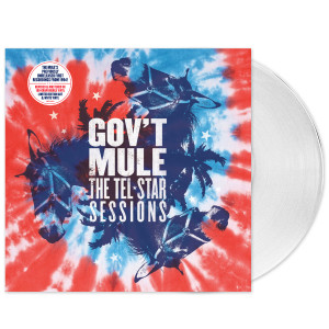 Gov't Mule The Tel-Star Sessions Limited-Edition LP