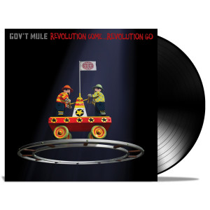Gov't Mule Revolution Come...Revolution Go Double Vinyl