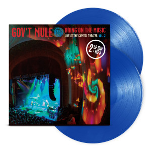 Blue 2 LP Volume 2: Bring On The Music / Live at The Capitol Theatre