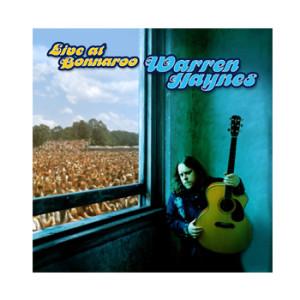 Warren Haynes - Live At Bonnaroo CD